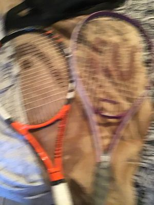 Tennis rackets for Sale in Melbourne, FL