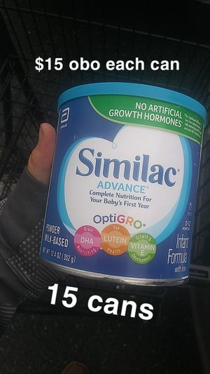 Similac formula for Sale in Burkeville, VA