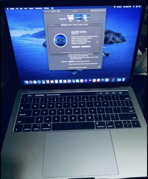 2019 MacBook Pro TOUCHBAR for Sale in Beaumont, CA