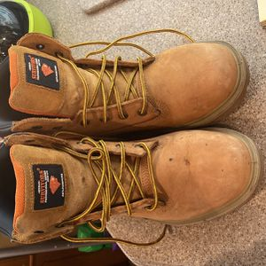 Men's Work boots for Sale in Odessa, TX
