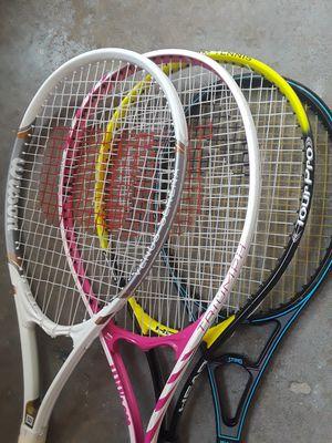 Tennis Rackets for Sale in Frostproof, FL