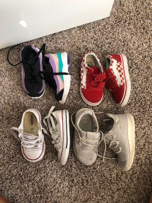 Nike Airmax, Vans, Converse, Adidas for Sale in Houston, TX