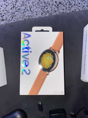 Samsung active 2 watch 44mm for Sale in Chicago, IL