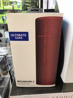 UE megaboom 3 for Sale in Rialto, CA