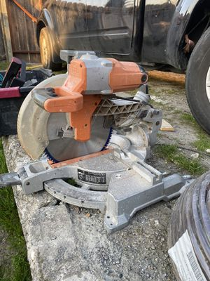 """Chop saw 12"""" for Sale in Pinole, CA"""