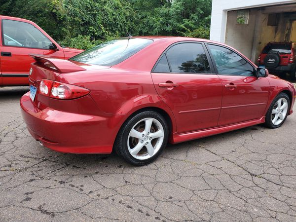 Mazda mazda6 2004