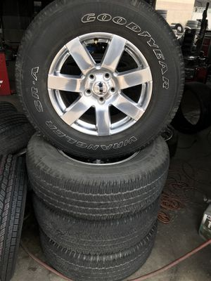 Jeep Stock Wheels for Sale in Fresno, CA