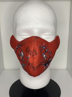 Tampa Bay Buccaneers Adult Face Mask for Sale in Victorville,  CA