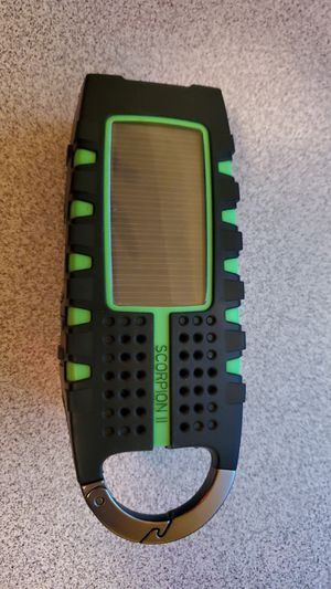 Scorpion II portable radio for Sale in Shelby Charter Township, MI