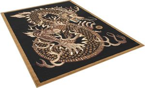 Dragon design area rug brand new 5x7 foot for Sale in Salem, OR