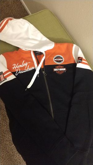 Harley Davidson womans sweatshirt.. size medium for Sale in La Verne, CA