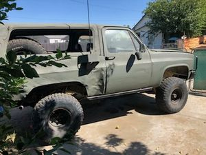 1986 K5 Blazer 4X4 (Military Diesel) for Sale in Riverside, CA