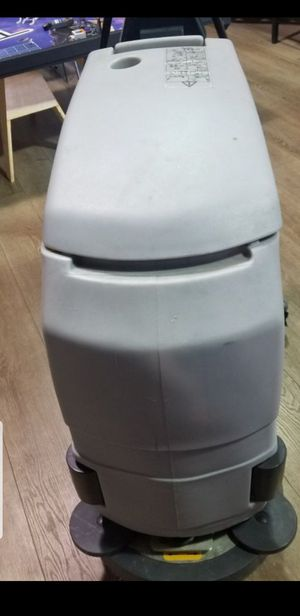 "Floor scrubber machine.walking behind 20"" NEW BATTERIES. ADVANCE. FREE DEL. for Sale in San Jose, CA"