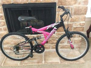 20 inch womens mountain bike ..like new for Sale in Plano, TX