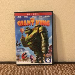 The Giant King DVD & Digital 2014 By Lionsgate for Sale in Clermont,  FL