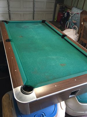 Pool table for Sale in Manteca, CA