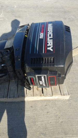 Outboard mercury 2.5 fuel injection motor for Sale in Corona, CA