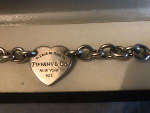 Tiffany and Co. bracelet for Sale in Phoenix, AZ