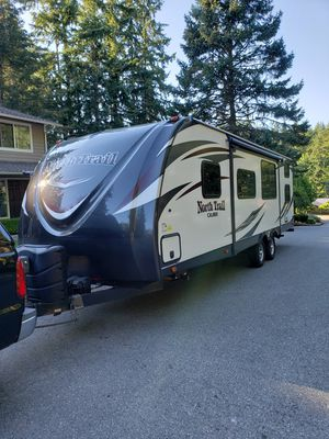 Travel trailer 2016 Heartland North Trail for Sale in Bellevue, WA