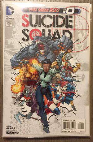 Suicide Squad comic books $1 each for Sale in Pico Rivera, CA
