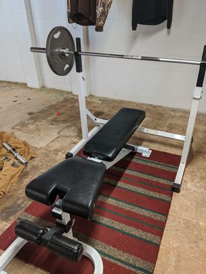 Weight bench for Sale in Greenville, SC