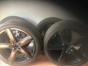 20 INCH RIMS for Sale in North Las Vegas, NV