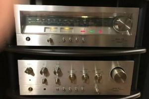 ONKYO A-7 INTEGRATED AMPLIFIER W/ MATCHING ONKYO T-9 TUNER for Sale in South Brunswick Township, NJ