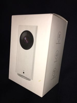 Wyze Cam Pan 1080p Pan/Tilt/Zoom Wi-Fi Indoor Smart Home Camera with Night Vision, 2-Way Audio, Works with Alexa & the Google Assistant for Sale in San Antonio, TX