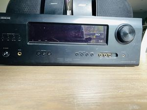 Denon Reciever Home Audio Theater for Sale in Fort Lauderdale, FL
