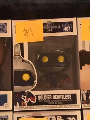 Funko pop Disney kingdom of hearts soldier heartless 407 for Sale in San Diego, CA