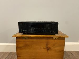 Onkyo TX-SR501 6.1 home theater receiver (remote not included ) for Sale in Framingham, MA