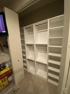Closet organizer for Sale in Pembroke Park, FL