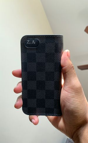 Louis Vuitton IPhone 7&8 Folio case for Sale in Baltimore, MD