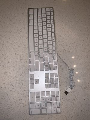 Authentic Apple Keyboard for Sale in Houston, TX