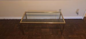 Brass coffee table for Sale in Columbus, OH