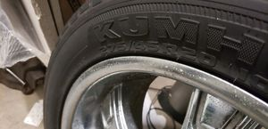 """4....20 """" six l ug chrome rims for Sale in Chicago, IL"""