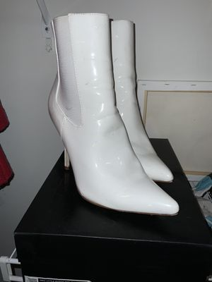 White boot heels for Sale in St. Louis, MO