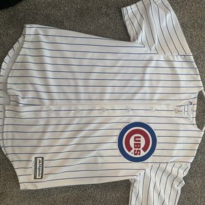 Cubs Jersey Size Large $75 Obo Cash Only No Trades for Sale in Tacoma, WA