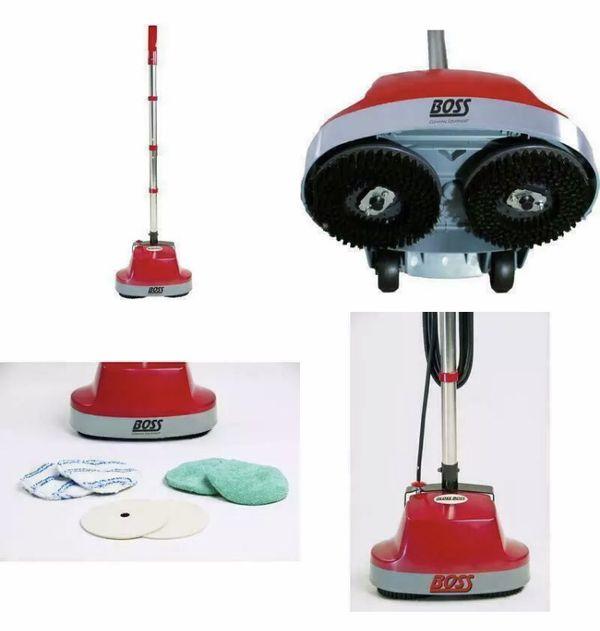 Mini floor scrubber machine buffer (NEW)