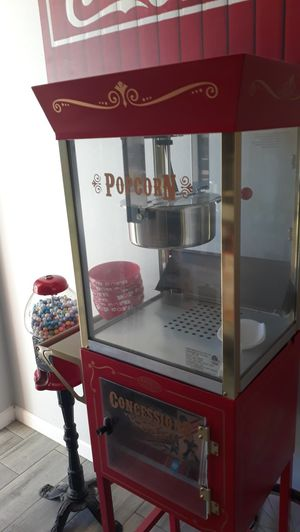 Popcorn and gumball machines for Sale in Glendale, AZ