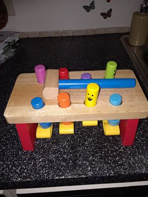 Kids wooden toy for Sale in Fort Lauderdale, FL