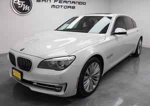 2015 BMW 740i for Sale in Austin, TX