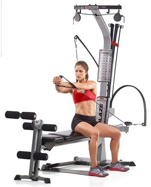 BOWFLEX BLAZE HOME GYM WITH 60+ EXERCISES AND 210 LBS. POWER ROD RESISTANCE NEW for Sale in Glendale, AZ
