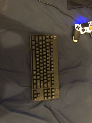 Logitech GPro keyboard full rgb for Sale in Albany, NY