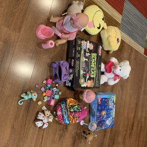 Girl toys lot for Sale in Las Vegas, NV
