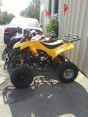 Motorcycles go kart 4 wheeler four wheeler ATV CUATRIMOTO for Sale in Dallas, TX
