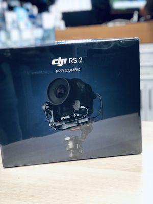 Brand New in Store DJI Gimbal Ronin S2 Pro Combo for Sale in Santa Ana, CA