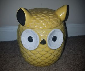 Owl Cookie Jar for Sale in Damascus, MD