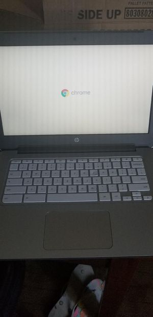 Hp chromebook for Sale in Chesapeake, VA
