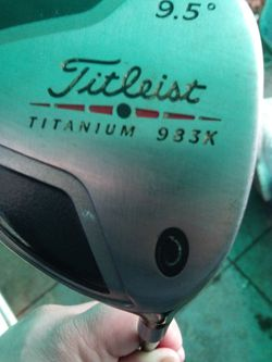Titleist 983k 9.5 Driver for Sale in Cashmere,  WA